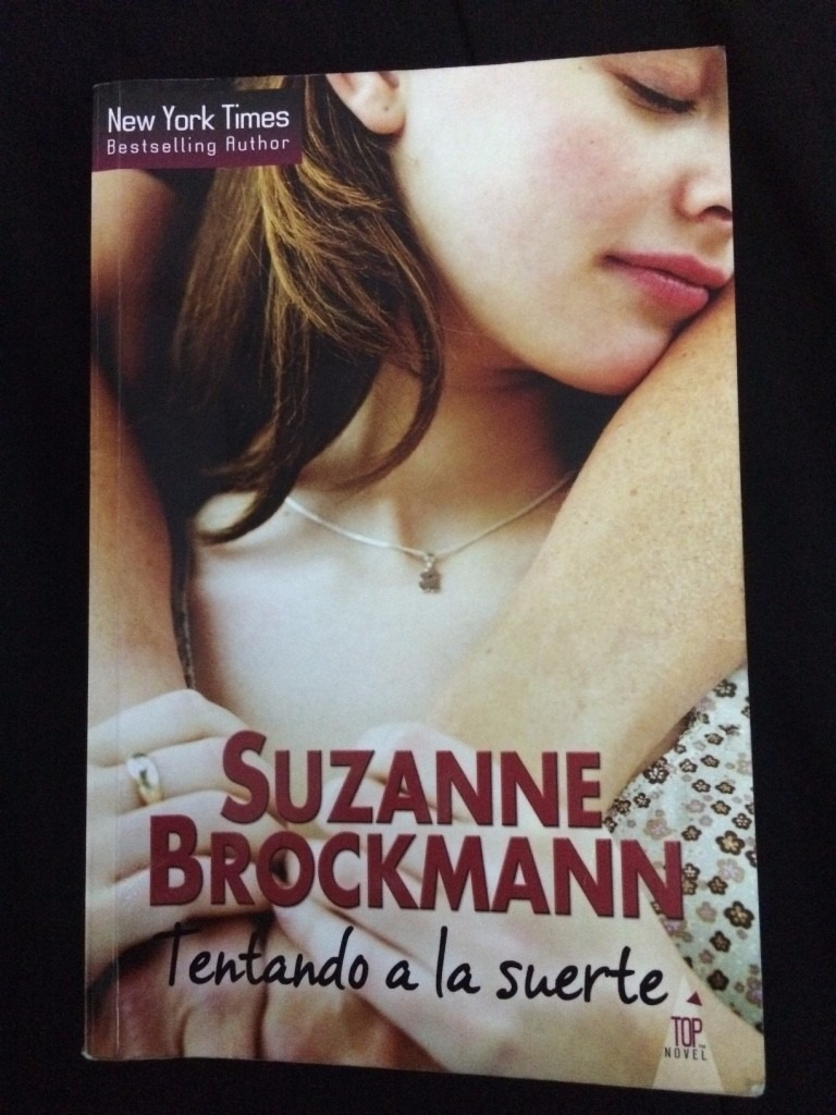 tentando a la suerte de suzanne brockmann