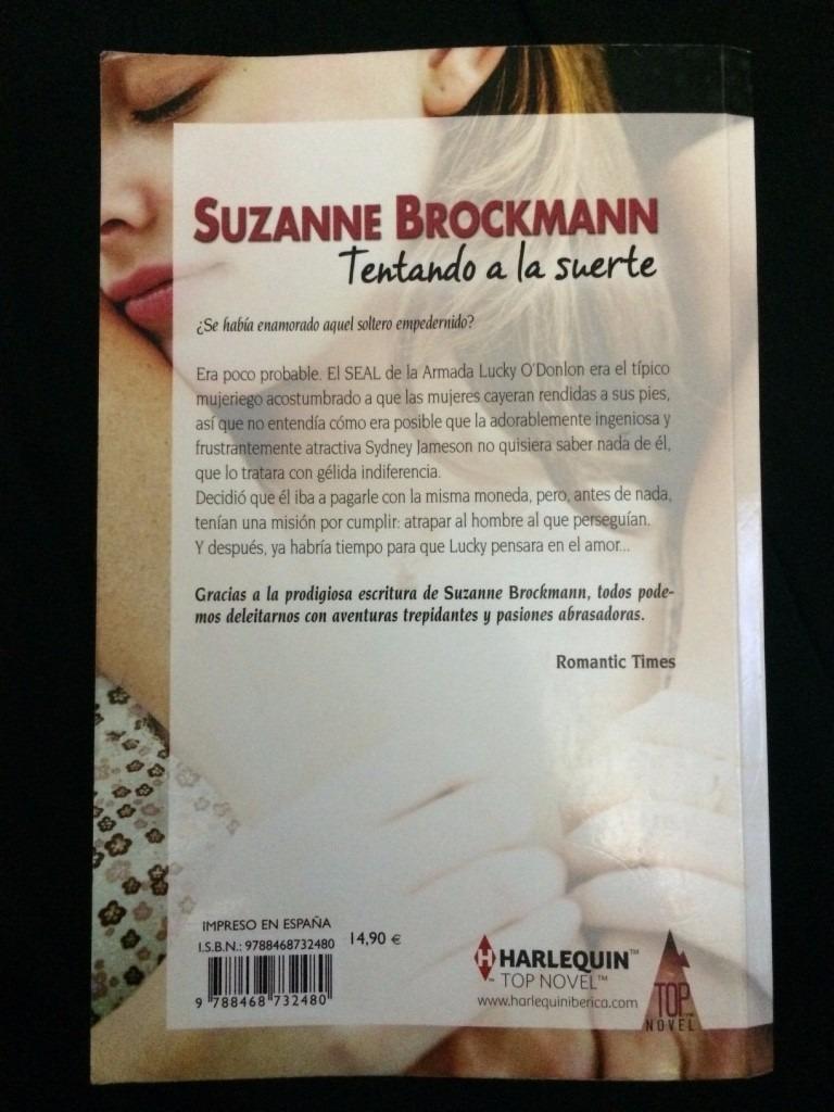 tentando ala suerte suzanne brockmann