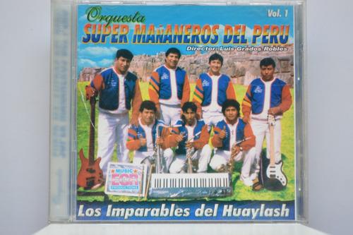 teo, cd super mañaneros del perú orquesta  andina, huaylash