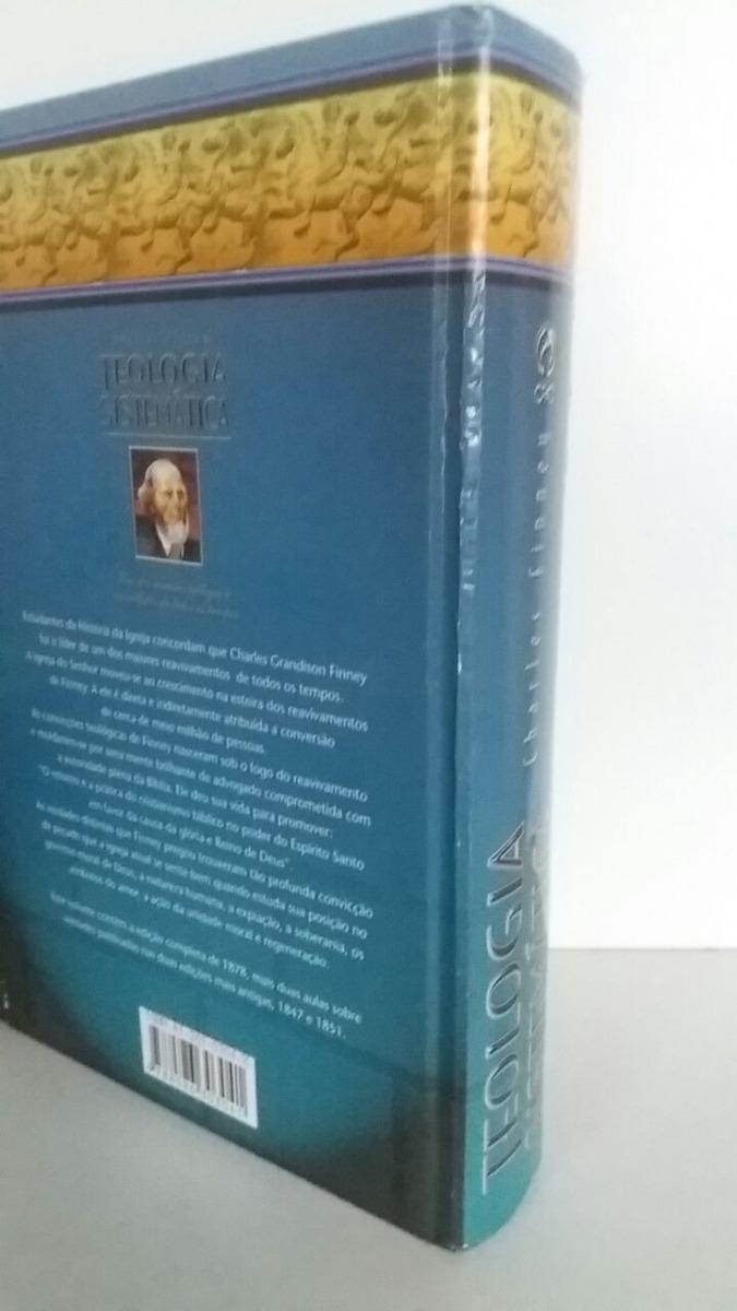 livro teologia sistematica charles finney