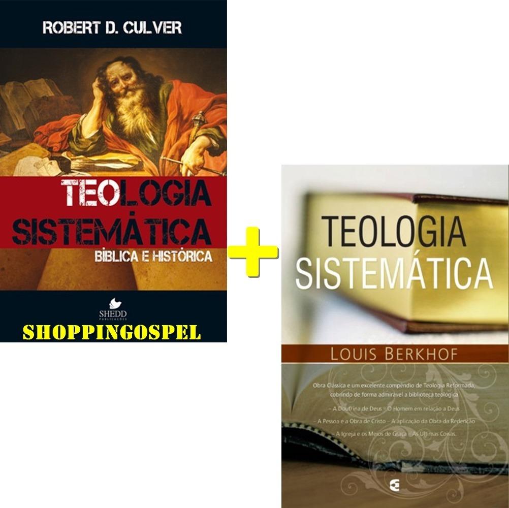 teologia sistematica luis berkhof