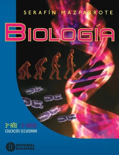 teoría biología 9no grado s. mazparrote editorial biosfera
