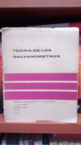 teoria de galvanometros - ingeniero carlos perez