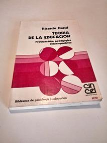 Ricardo Nassif Pedagogia General Epub Download