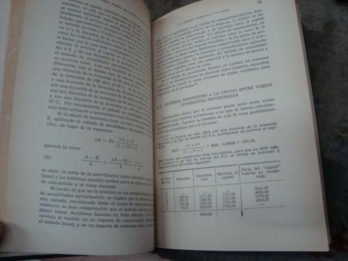teoría de la inversión, erich schneider