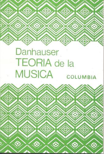 teoría de la música (nuevo) / danhauser