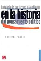 teoría de las formas de gobierno en la historia, bobbio, fce
