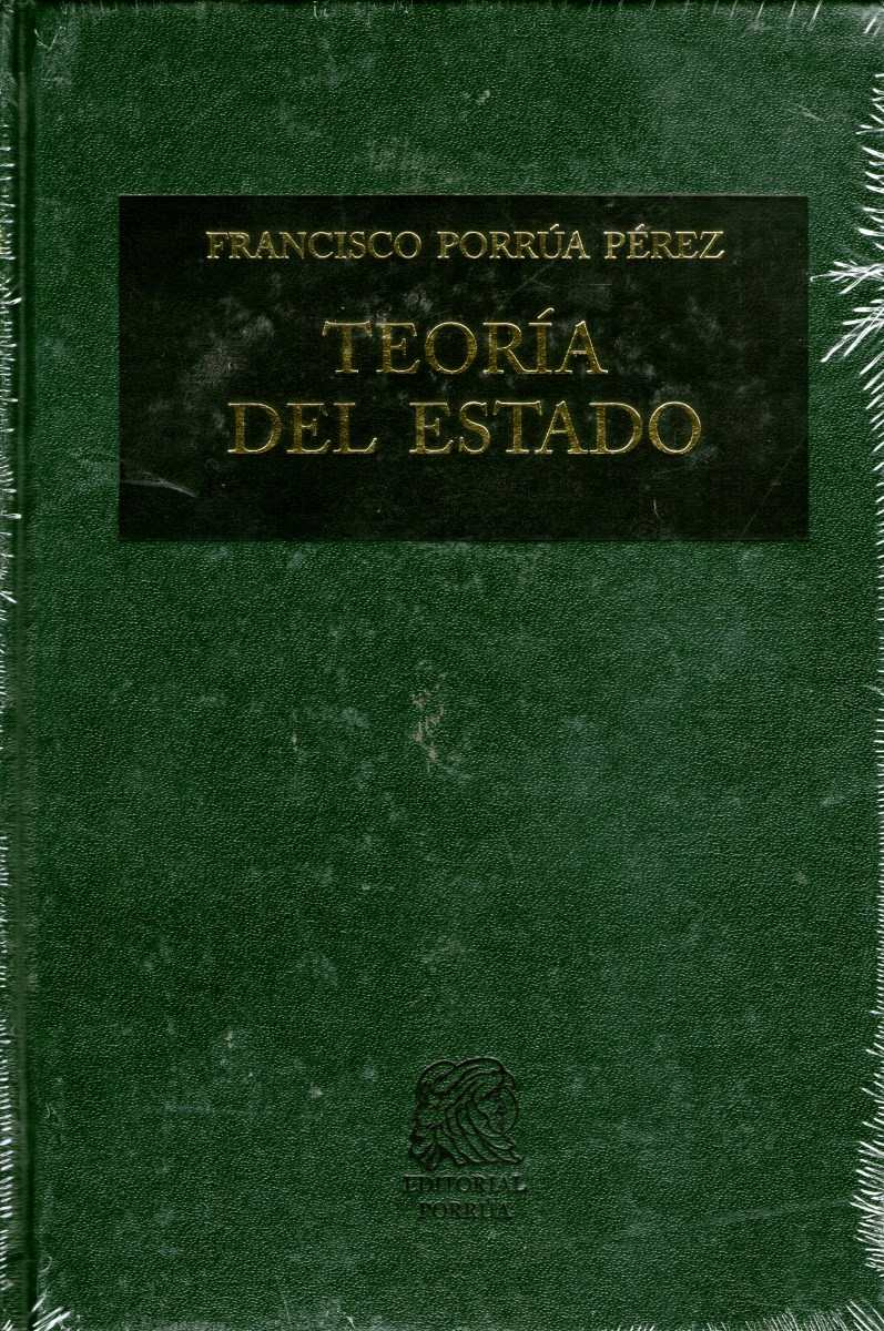 Teoria Del Estado - Francisco Porrua Perez - $ 419.00 en
