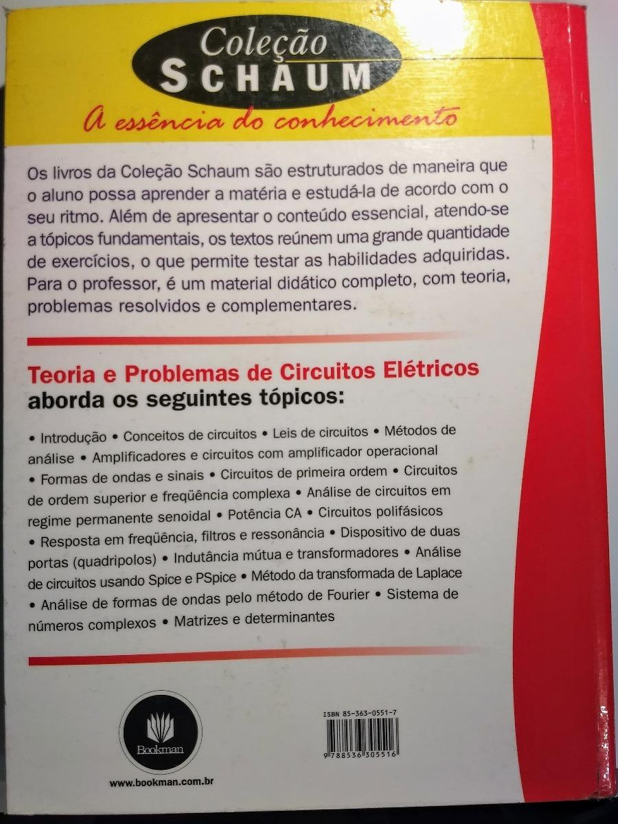 CIRCUITOS ELECTRICOS SHAUM PDF