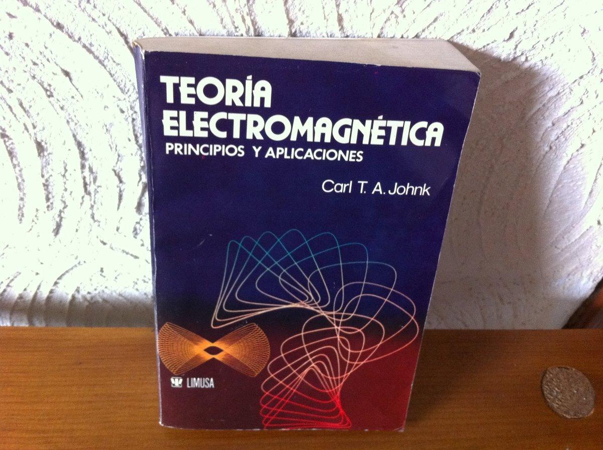 teoria electromagnetica johnk
