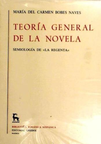 teoria general novela(libro crítica literaria. historia de l