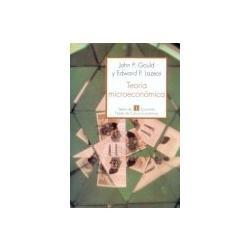 teoria microeconomica - gould  john p.economia