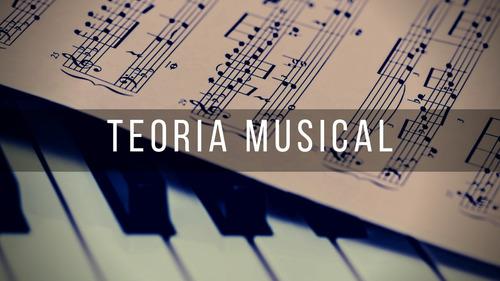 teoria musical para sargentos musicos / aulas em videos