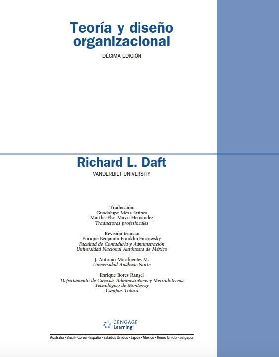 Teoria y diseo organizacional 10ma ed richard daft pdf s 499 teoria y diseo organizacional 10ma ed richard daft pdf fandeluxe Image collections