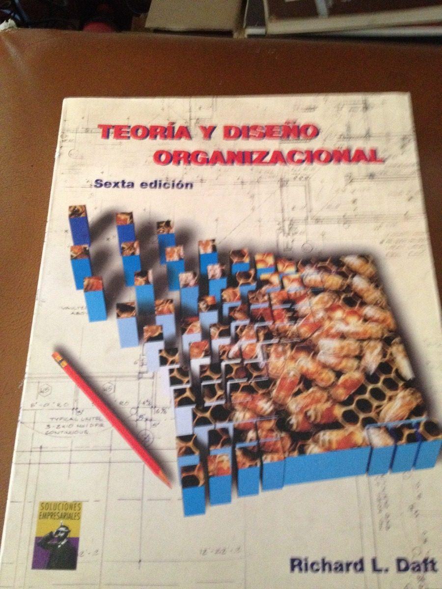 Teoria y diseo organizacional rubin daft 335601 en mercado teoria y diseo organizacional rubin daft cargando zoom fandeluxe Image collections