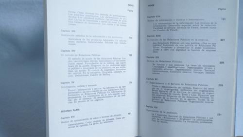 teoría y técnica de las relaciones públicas /jaime de urzaiz