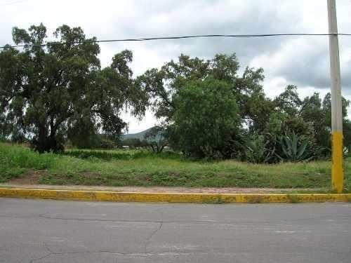 teotihuacan terreno en venta