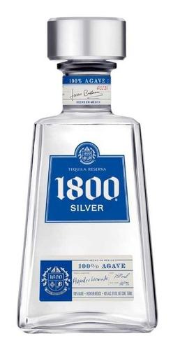 tequila 1800  silver 700ml 100% original