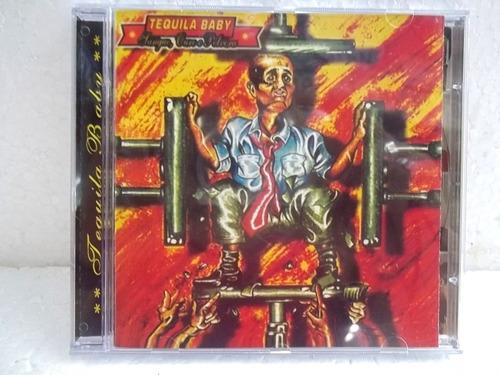 tequila baby sangue ouro e pólvora cd original frete 12,00