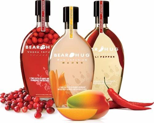 tequila bear hug infusion de papaya envio gratis en caba