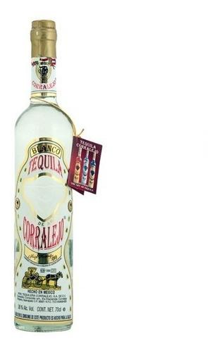 tequila corralejo blanco 100% de agave 750ml