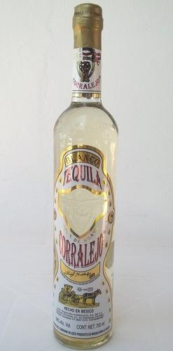 tequila corralejo blanco 750 ml