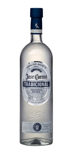 tequila cuervo tradicional plata 695 ml. *