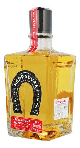 tequila herradura reposado de 700ml