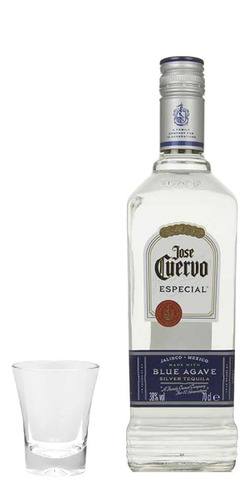 tequila jose cuervo especial silver