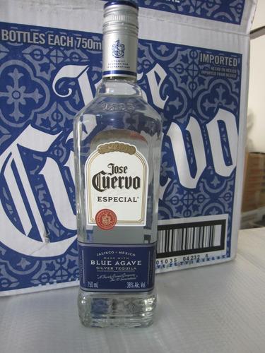 tequila jose cuervo prata 750ml original