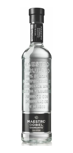 tequila maestro dobel diamante reposado de 1750 ml
