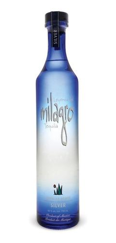 tequila milagro silver 100% agave de mexico envio grat caba