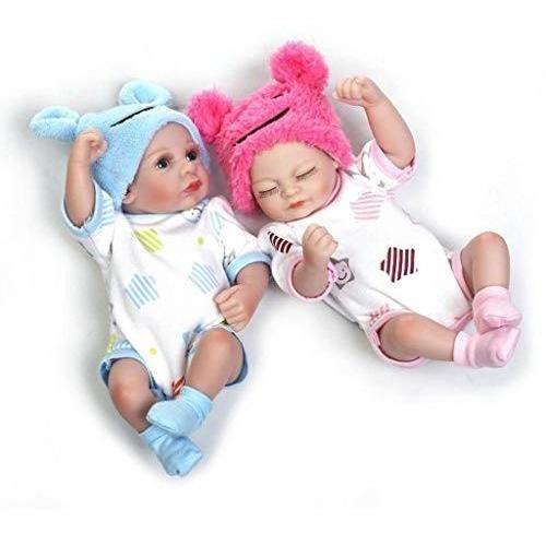 terabithia mini 10 realistic reborn baby girl dolls silicona