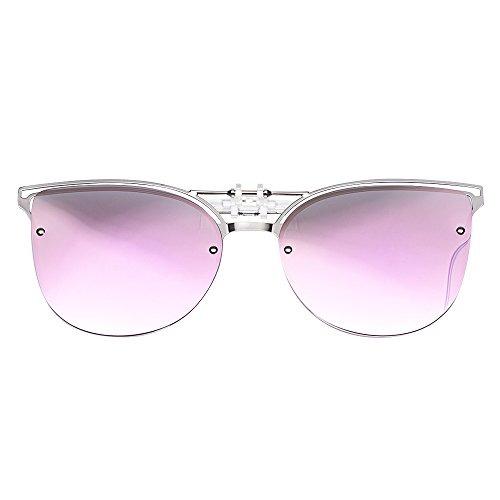 2a0e8d881b Teraise Gafas De Sol Clipon Para Gafas Graduadas Polarizadas ...