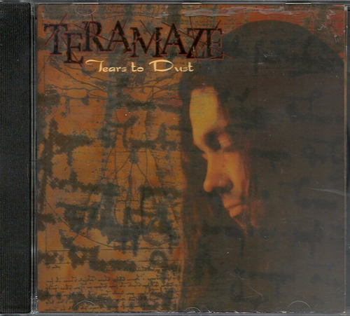 teramaze tears to dust 98 heavy(vg++/ex)cd import***