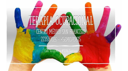 terapeuta ocupacional