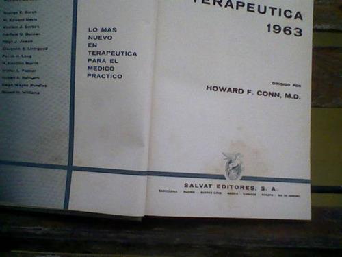 terapeutica por howard f. conn 2000 bs