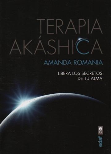 terapia akáshika. amanda romania. (f.oriental)