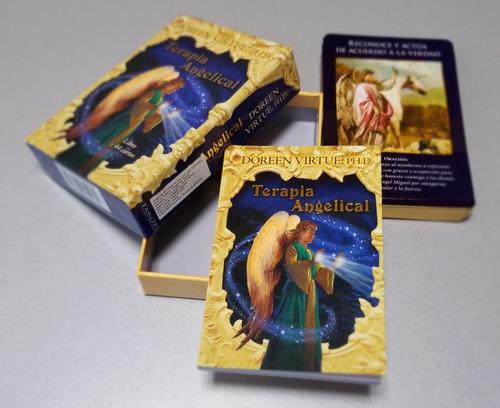 terapia angelical - doreen virtue - tarots del mundo