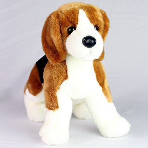 terapia animal beagle dog- relleno para personas con pérdid