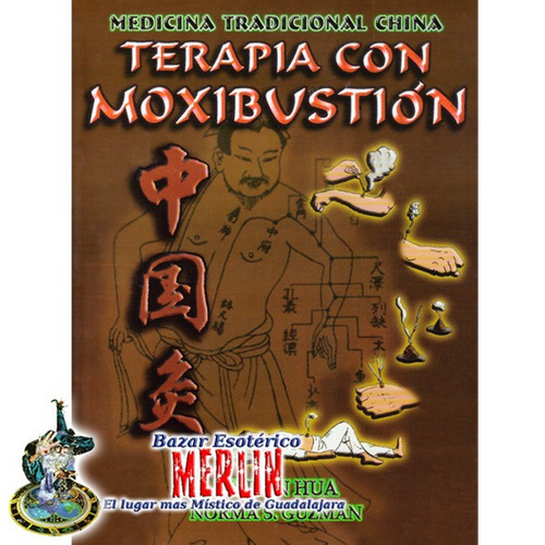 terapia con moxibustión - medicina tradicional china