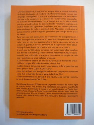terapia, david lodge, ed. anagrama