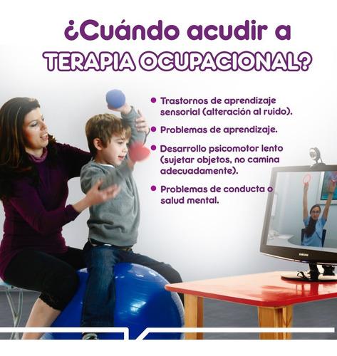 terapia de lenguaje, psicológica y ocupacional online niños