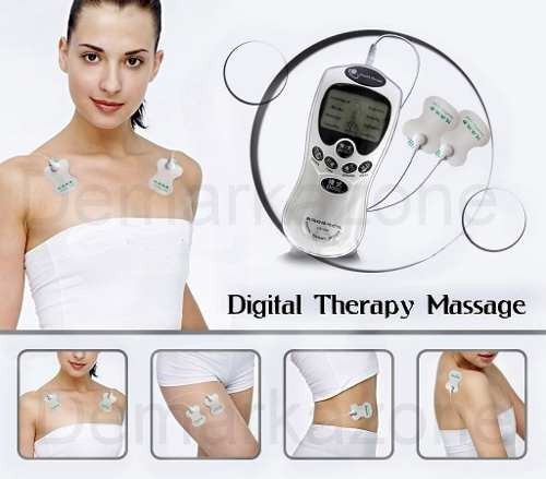 terapia digital acupuntura gimnasia pasiva 4 electrodos