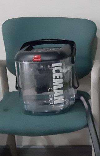 terapia en frio, donjoy iceman cube clear 3