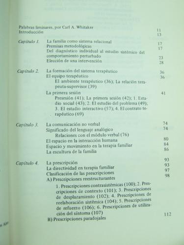 terapia familiar * maurizio andolfi * paidos *