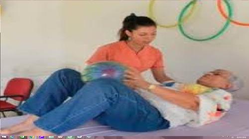 terapia física y rehabilitación a domicilio - desde 50