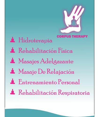 terapia física y respiratoria