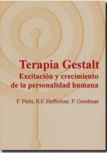 terapia gestalt excitación y crecimiento de la personalidad