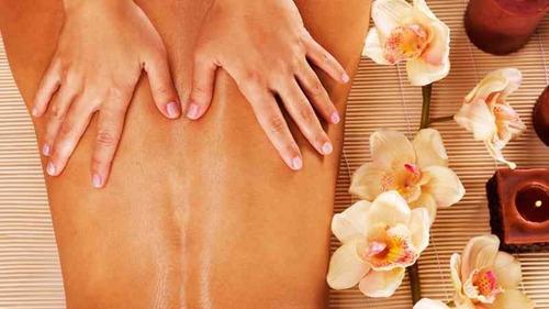 terapia manual ,masaje holistico relajante profesional a dom